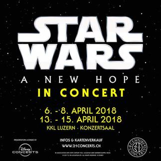 Star Wars – In Concert