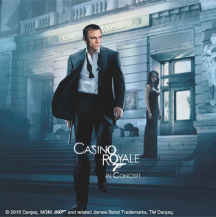 Casino Royale – In Concert