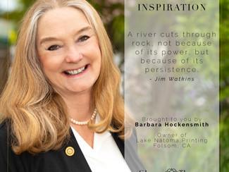 Small Business Inspiration | Lake Natoma Printing | Folsom, CA