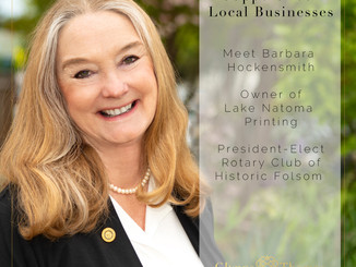 Small Business Series | Support Local Business | Lake Natoma Printing