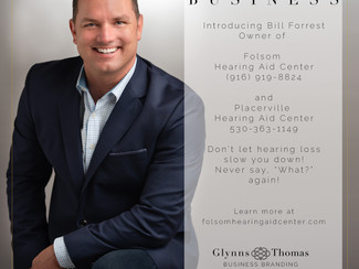 Support Local Business | Hearing Aid Center of Folsom and Placerville