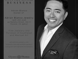 Adrian Blanco Jewelry | Personal Branding Photography | Folsom