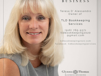 Business Portrait of a Bookkeeper | Granite Bay, El Dorado Hills, Folsom, Sacramento