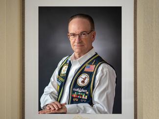 Veteran Military Portrait | El Dorado Hills, Folsom, Sacramento