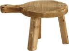 Creative Co-Op Wood Pedestal