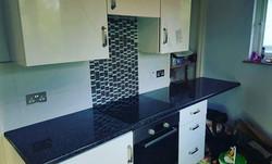 Job - Tile Kitchen Workspace (Inc Mosaic