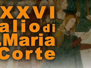 Programma della Festa di S. Maria di Corte 2018