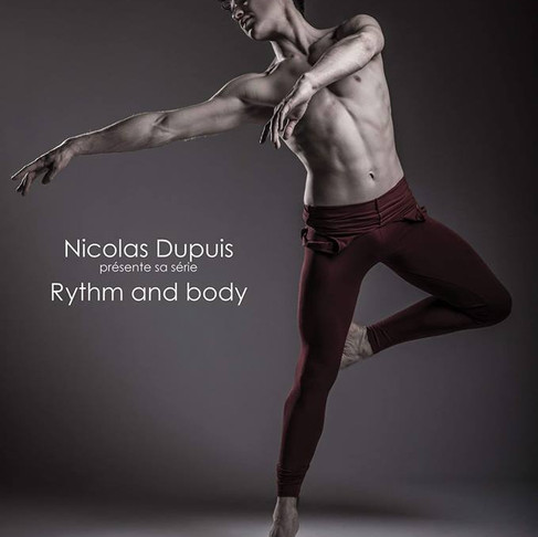 Nicolas Dupuis expose « Rythm and body » à Lamorlaye