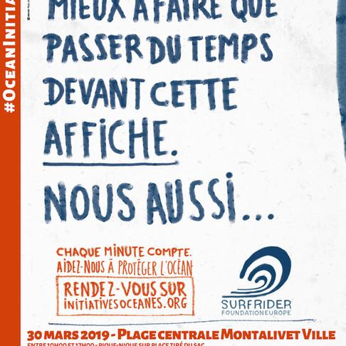 Initiatives Océanes de Surfrider Foundation Europe 2019