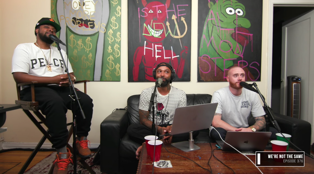 The Joe Budden Podcast