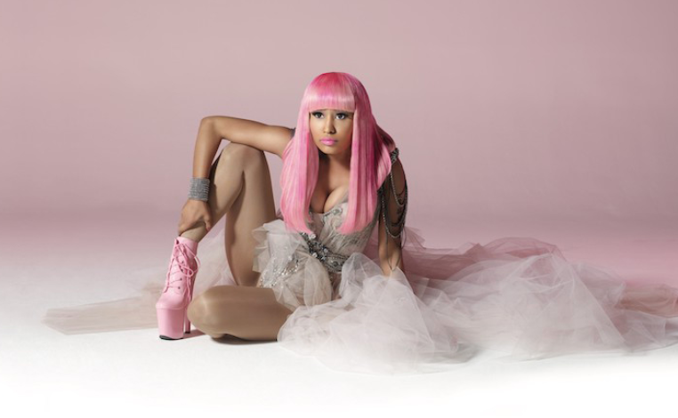 Nicki Minaj Pink Friday 10th anniversary