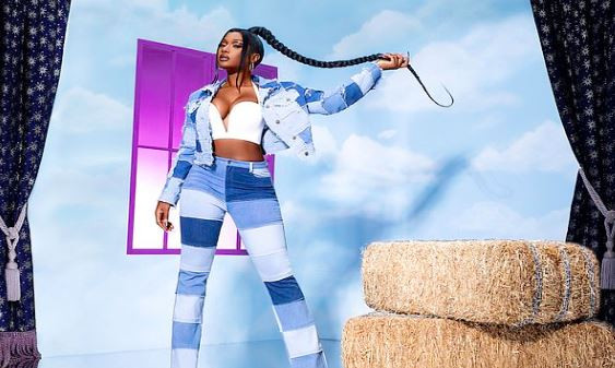 Megan Thee Stallion Fashion Nova collection