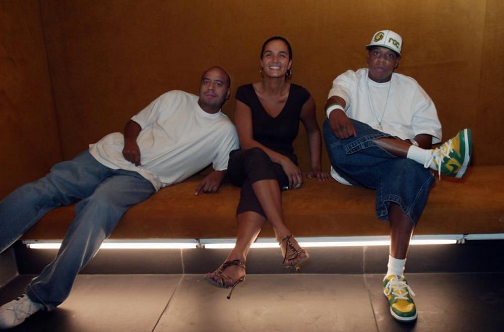 Roc Nation OG Juan, Desiree Perez, Jay-Z