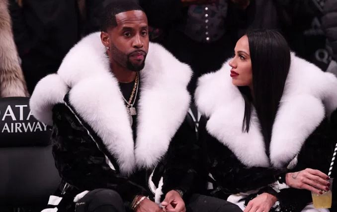 erica mena files for divorce from safaree samuels to distract from fake robbery