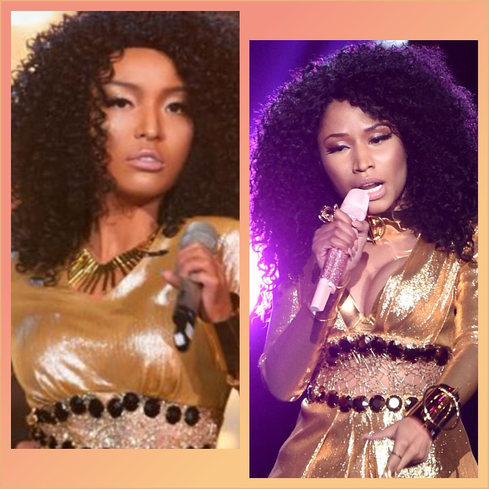 china rap queen vava blackface nicki minaj