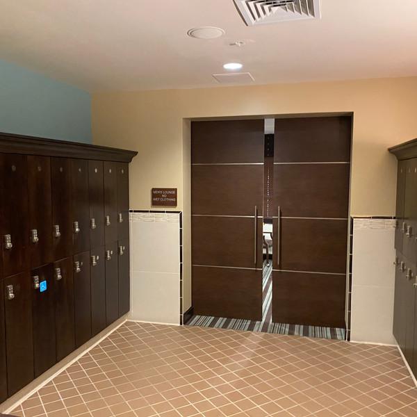 Trilogy Locker Cabinets