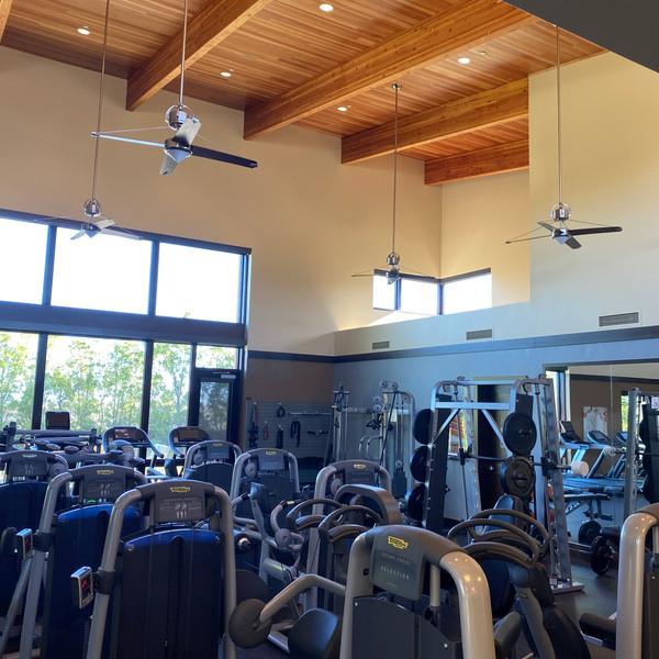 Gym at Trilogy