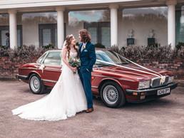 Ellie & Kane's Magical Manor Wedding