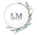 Lindsay McConville Photography Logo - Wh