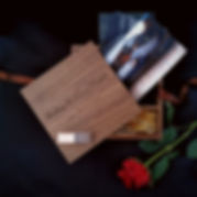 Wooden Photo Box with Prints - Sussex Pr