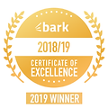 Bark Certificate of Excellence Winner 20