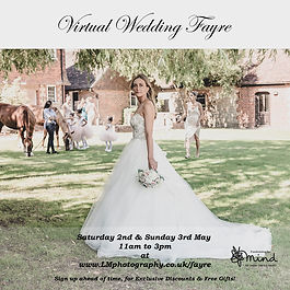 Virtual Wedding Fayre - Dorset, Hampshir