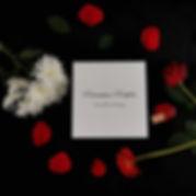 White Card Photo Box - Wedding Photograp