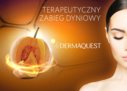 terapeutyczny-zabieg-dyniowy-dermaquest-trądzik-oczyszczanie-zaskórnik-wypryski-wągry-laserowe-love-racibórz