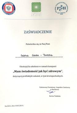 sanepid-certyfikat