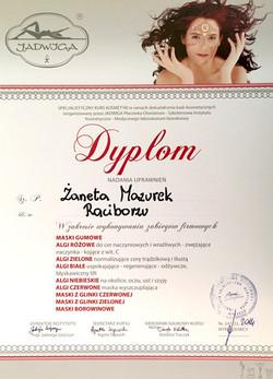 laserowe-love-raciborz-zaneta-mruzek-certyfikaty-kosmetolog