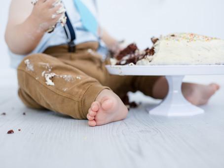 Cake Smash Time!