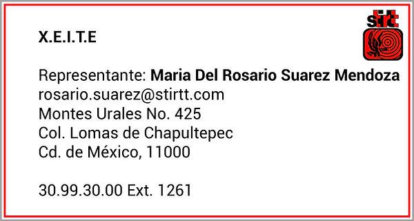 Radio XEIT Ma del Rosario Suarez.jpg