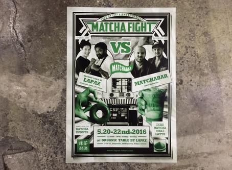 MATCHA FIGHT & MATCHA DONUT