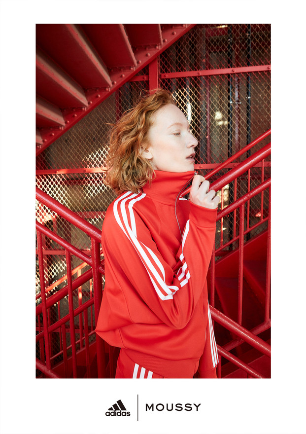 adidas x MOUSSY 2019ss