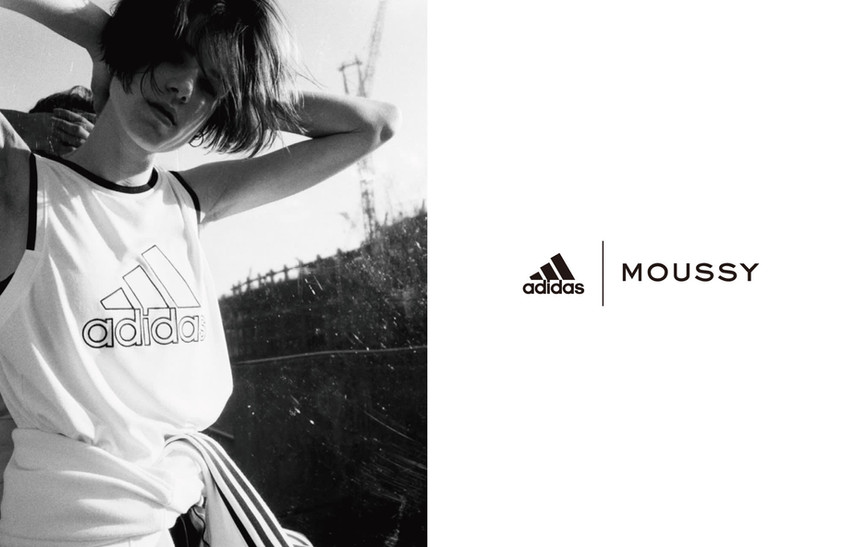 adidas x MOUSSY 2018aw