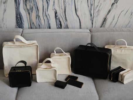 【再入荷のお知らせ】Leather Mini Book Bag / Canvas Mini Book Bag