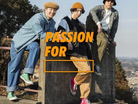 WEGO PASSION FOR___