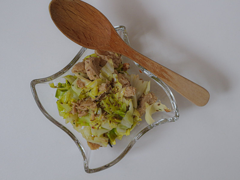 SOY MEAT&CABBAGE ACHAR