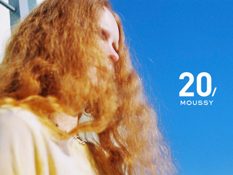 MOUSSY 2020 SS CAMPAIGN