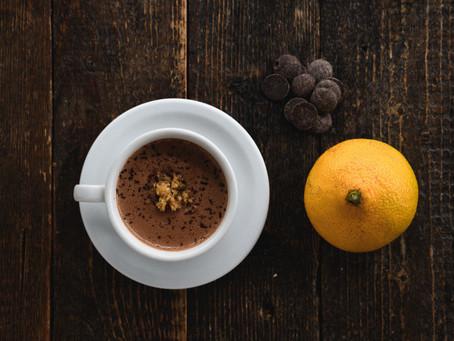 """Orange Hot Chocolate ""Debut!!!"