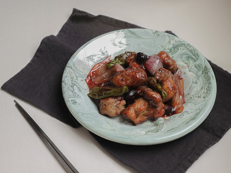 """BALSAMIC SOY MEAT """"SUBUTA"""""""