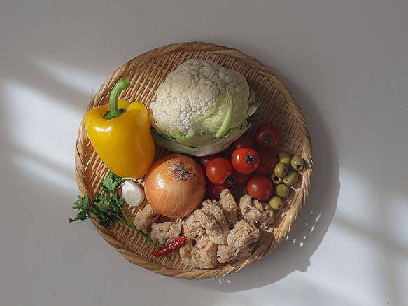 SOY MEAT & VEGE PEPERNCINO