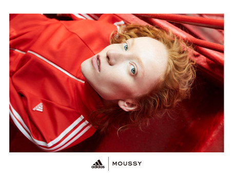 adidas | MOUSSY COLLABOLATION 2019SS