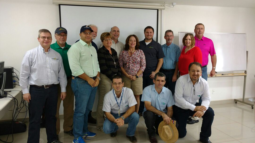 Market Study Tour Group, Brazil