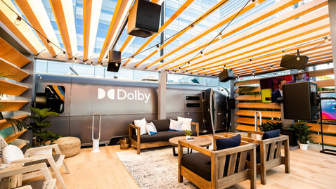 Dolby - AMA Airstream Experience
