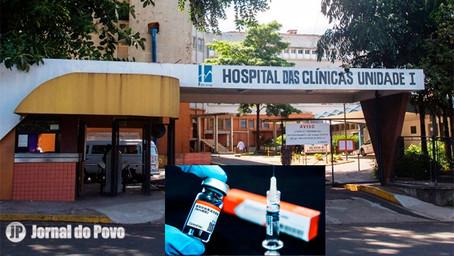 Marília recebe hoje primeiro lote de vacinas da Covid-19. H.C vai priorizar profissionais da Saúde