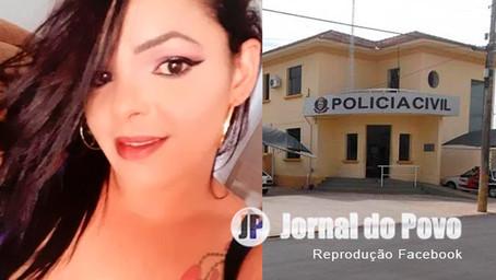 Mulher de 33 anos é encontrada morta na região com ferimentos na cabeça e cinto enrolado no pescoço