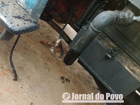 Novos furtos de baterias de veículos na Codemar. Caso em sigilo