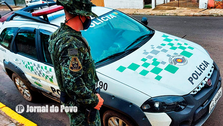 Dois são presos por maus tratos a cachorros, em Marília