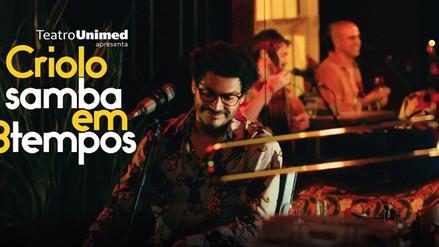 Unimed leva a todo o Brasil primeiro filme-concerto de Criolo, dirigido por Monique Gardenberg